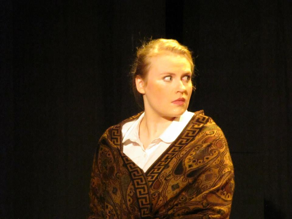 Lottie Davies as Irina Arkadina in The Seagull